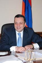 Авет Адонц назначен руководителем представительства РА в ЕС