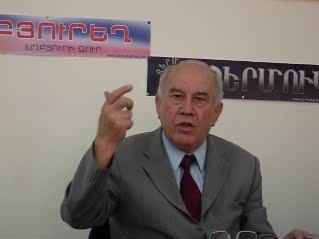 Ռուբեն Թովմասյանը՝ կառավարության տնտեսական քաղաքականության մասին