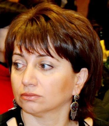 Анна Исраелян