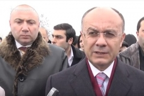 Сейран Оганян: «Тыл армии должен быть крепким» (видео)