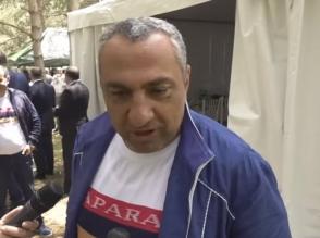 Самвел Алексанян: «Сейчас я – бизнесмен» (видео)