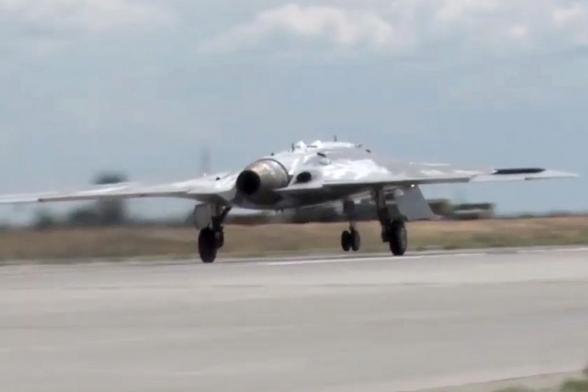 ՌԴ նորագույն անօդաչուի առաջին թռիչքը