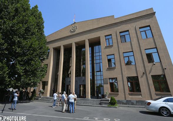 Շենգավիթի դատարանի նստավայրում 43-ամյա կին դատապարտյալն ինքնասպանության փորձ է կատարել