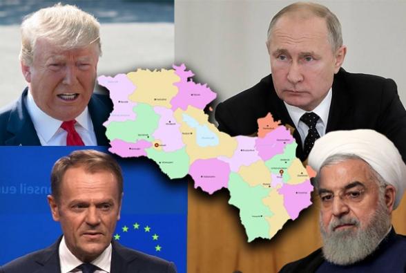 Нанесенный Пашиняном Армении и Арцаху самый большой вред