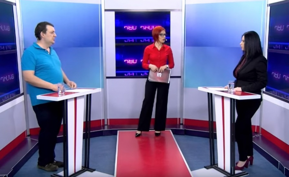 Արեգնազ Մանուկյանը և Տիգրան Քոչարյանը՝ ներքաղաքական խնդիրների մասին (տեսանյութ)