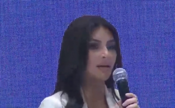 Քիմ Քարդաշյանը ելույթ է ունեցել WCIT-2019-ի շրջանակում (տեսանյութ)