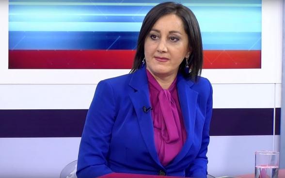 Ձեր թիմն է, դուք, ձեր խուլիգանները. Անժելա Թովմասյան (տեսանյութ)