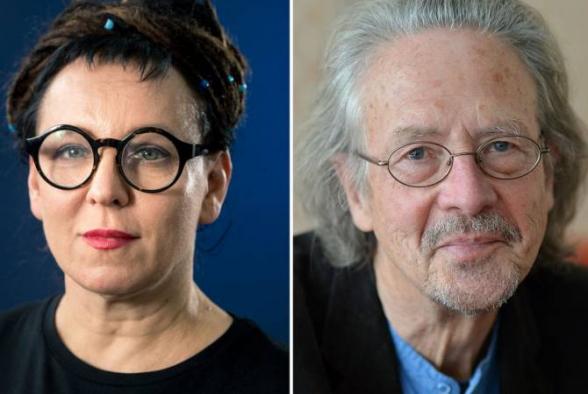 Գրականության Նոբելյան մրցանակը շնորհել են Օլգա Տոկարչուկին և Պետեր Հանդտկեին