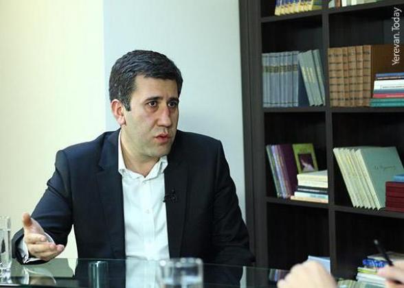 Հրայր Թովմասյանի նկատմամբ իրականացվում է քաղաքական հետապնդում. Ռուբեն Մելիքյան