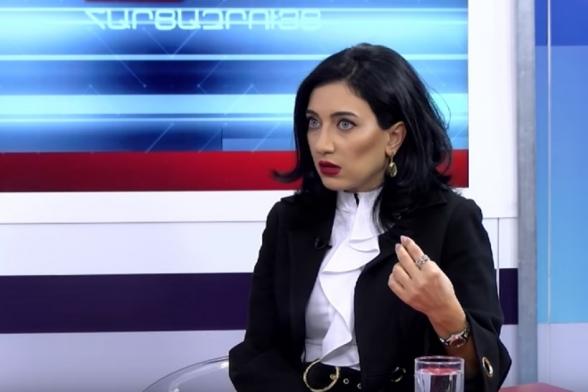 Разочарую власти: Грайр Товмасян обладает неприкосновенностью – Арпине Ованнисян (видео)