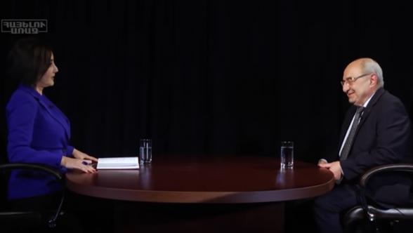 Вазген Манукян: «Арман Бабаджанян – инструмент в руках Никола Пашиняна» (видео)