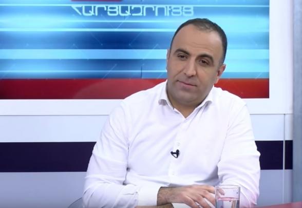 Артур Амбарцумян: «Никол Пашинян – самый трусливый человек, которого я знаю» (видео)
