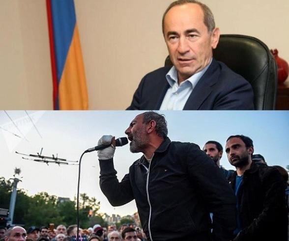 Попросит ли Пашинян извинений у Кочаряна: 4-миллиардный блеф