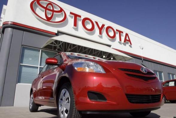 Toyota-ն շահույթի ռեկորդային մակարդակ է գրանցել