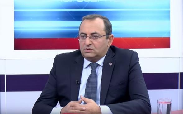 Формирование национального фронта отныне является насущной задачей – Арцвик Минасян (видео)