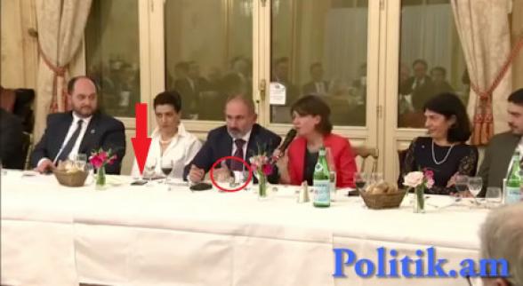 Ուտելիքը բերե՛ք․ Փաշինյանը անհանգստացած է ուտելիքի ուշացումից (տեսանյութ)