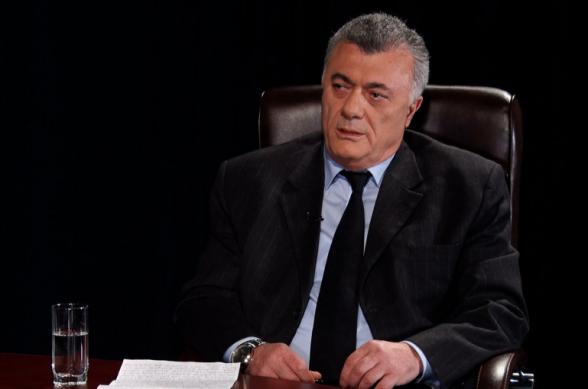 Вазген Манукян несколько месяцев думал об отставке – Рубен Акопян (видео)