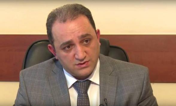 Արսեն Նավասարդյանն ազատվել է պրոբացիայի ծառայության պետի պաշտոնից. նշանակվել է նոր պետ