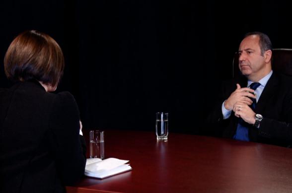 Севак Торосян: «Суд над Робертом Кочаряном – это месть» (видео)