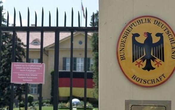 Турецкие власти арестовали сотрудника немецкого посольства