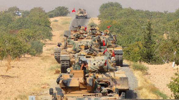 Сирия обвинила Турцию в агрессии и призвала оказать на нее давление