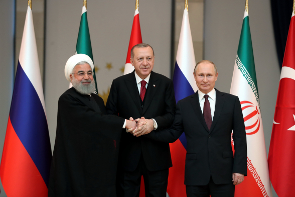 Переговоры по Сирии пройдут в Нур-Султане 10-11 декабря