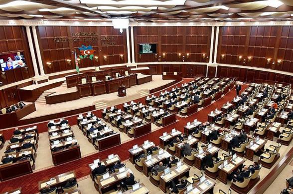 Ադրբեջանի խորհրդարանը հայտարարեց ինքնարձակման մասին