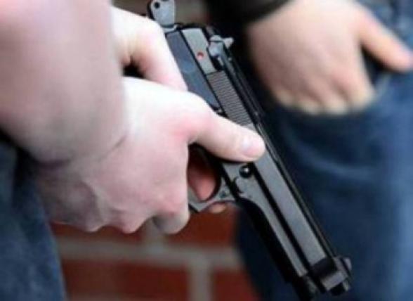 Հայտնաբերվել է ատրճանակից կրակոցներ արձակող 33–ամյա երիտասարդը
