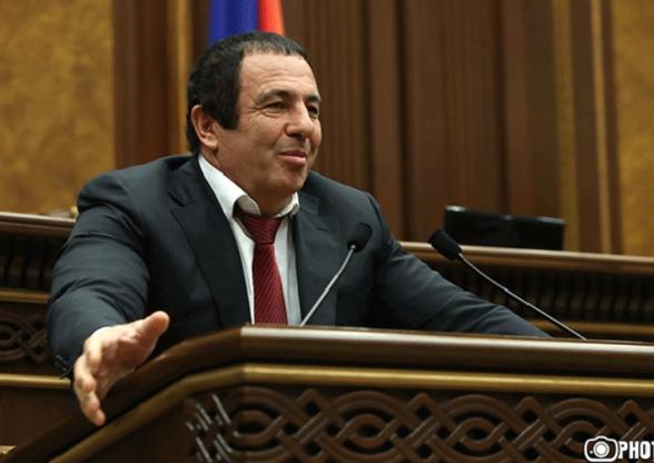 В КС нет никакого кризиса, это политическая проблема – Гагик Царукян (видео)