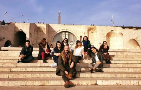 Հայ և թուրք երիտասարդները Հայաստանում մասնակցել են միջազգային դասընթացի