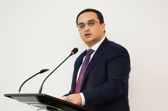 Виктор Согомонян: «НКР – полноценное демократическое государство»