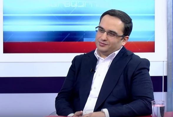 Роберт Кочарян в политике, и это решение окончательное – Виктор Согомонян (видео)
