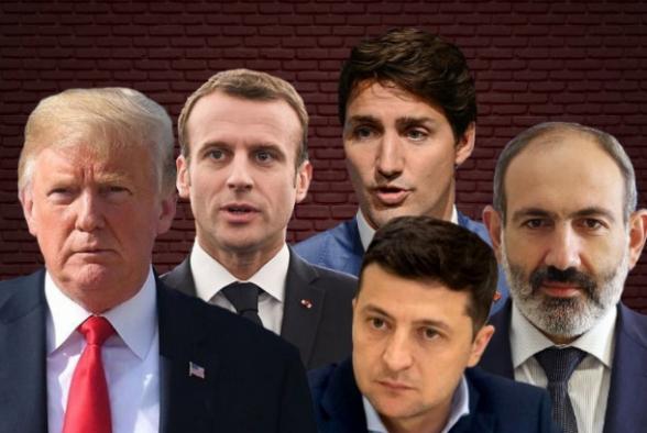 Популизм и «заговорщические силы»: от Трампа до Пашиняна