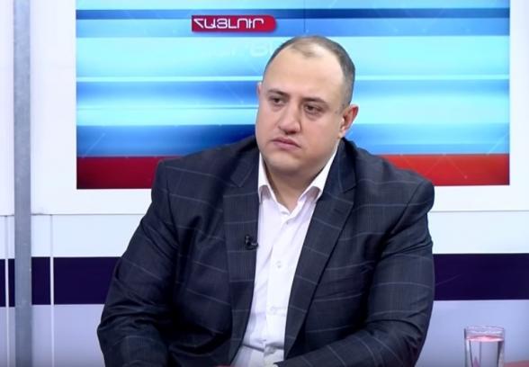 Пашинян ликвидирует свободу слова, это его единственный враг – Мигран Акопян (видео)