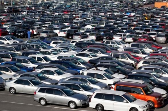 В 2019 году таможенное оформление прошли 189 тысяч 19 автомобилей, что на 125 тысяч больше, чем в прошлом году – Давид Ананян