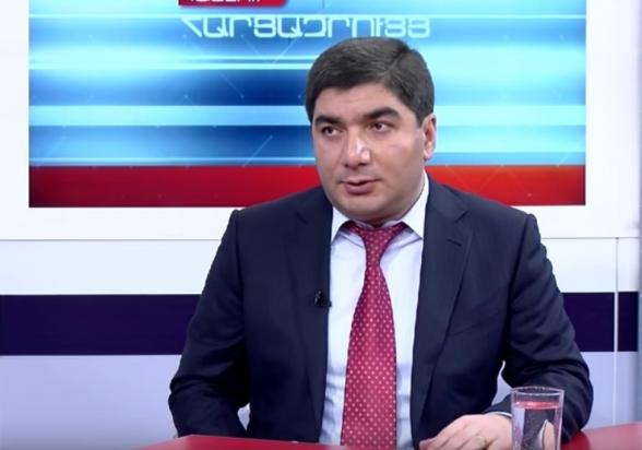 От Манвела Григоряна у власти имеются конкретные ожидания – Месроп Манукян (видео)