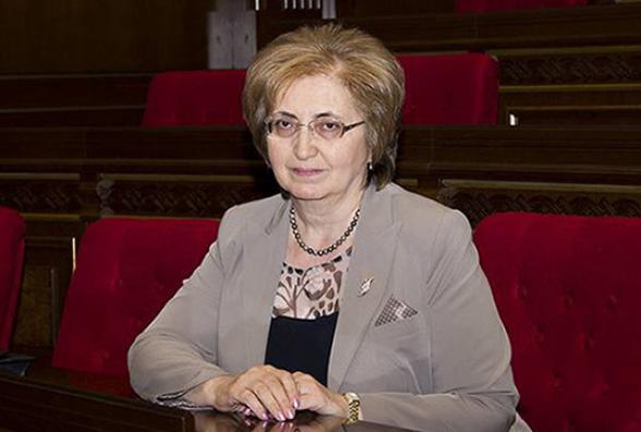 Альвина Гюлумян избрана вице-председателем Конституционного суда Армении