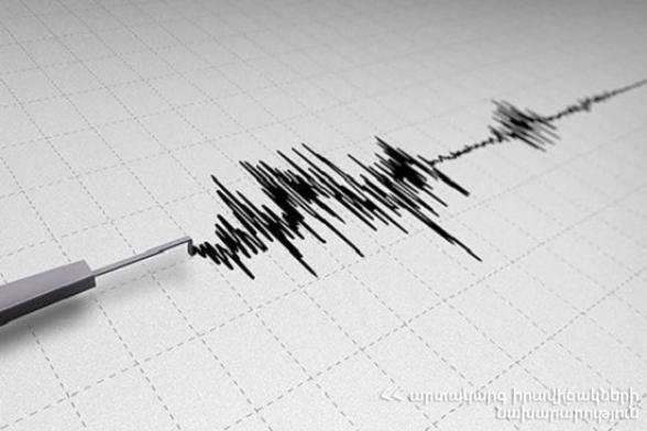 На севере Армении произошли землетрясения