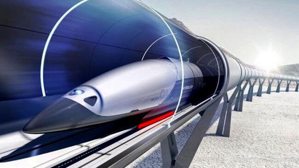 Индия решила приостановить создание транспортной системы «Hyperloop»