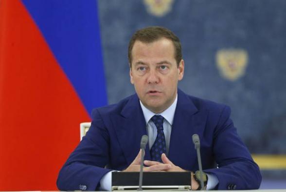 Մեդվեդևը բացատրել է ՌԴ կառավարության հրաժարականը