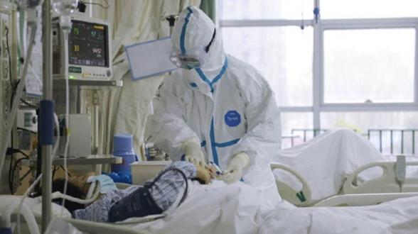 Число заразившихся коронавирусом в Китае увеличилось до 849 человек