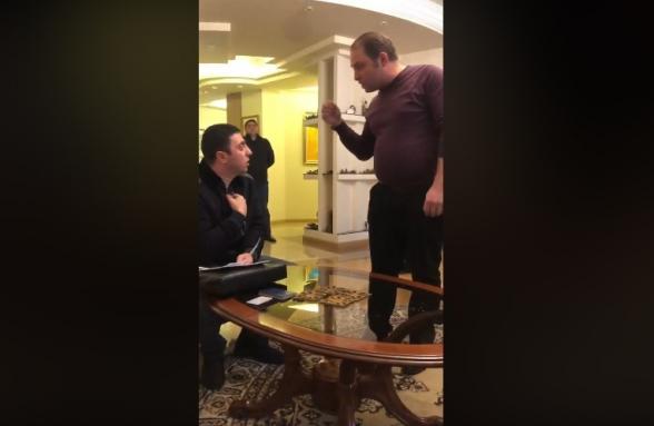 Հրայր Թովմասյանի փաստաբանը տեսանյութ է հրապարակել