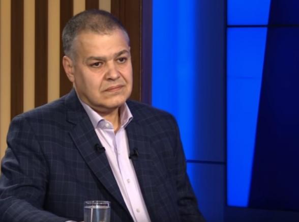 «Это прямой сигнал тем, кто может иметь оппозиционные взгляды»: Давид Арутюнян (видео)