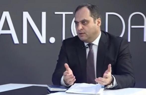 Если результаты референдума будут оспорены, то рассматривать вопрос будет тот же КС, в действующем составе – Ара Зограбян (видео)