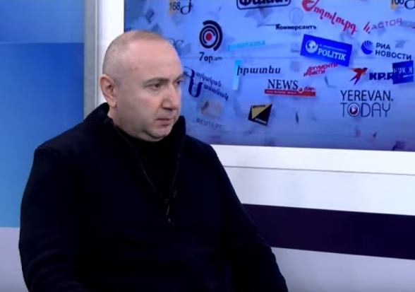 Андраник Теванян: «На референдум ставится дилемма о том, что лучше – 4 ноги или 2» (видео)