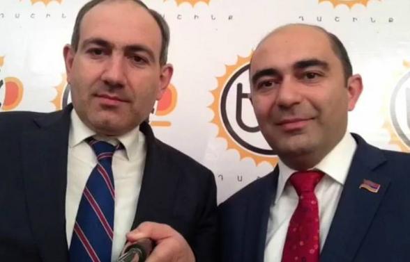 Марукян и Пашинян – под прессингом совместного темного прошлого