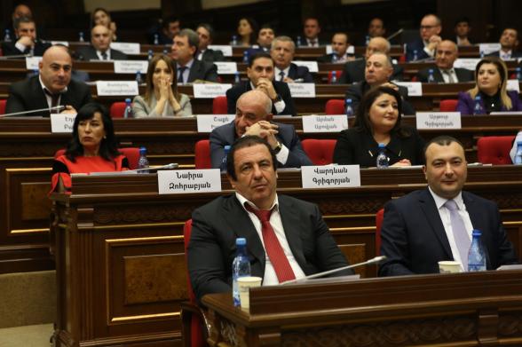 «Процветающая Армения» отказалась участвовать в конституционном референдуме
