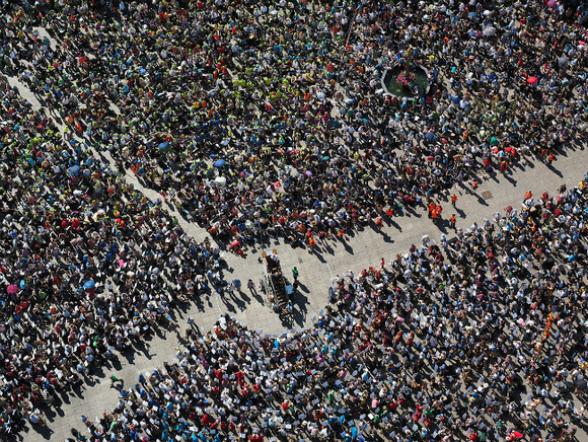 Более 200 тысяч ливийцев вышли на антитурецкий митинг «Стоп террор»