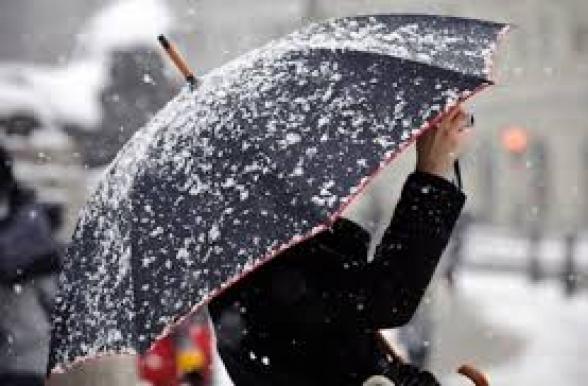 Օդի ջերմաստիճանը փետրվարի 16-17-ը կբարձրանա 6-8 աստիճանով
