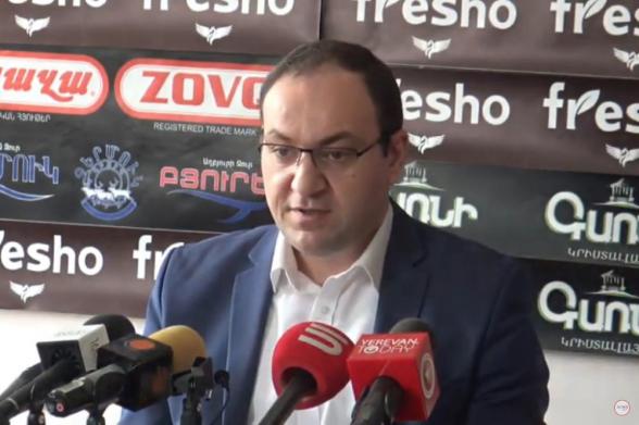 Арсен Бабаян намерен обратиться в суд, потребовав от Никола Пашиняна опровержения и извинения (видео)